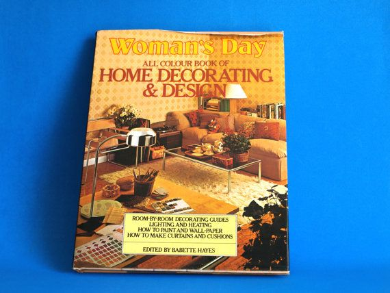 Woman's Day All Colour Book of Home Decorating & by FunkyKoala