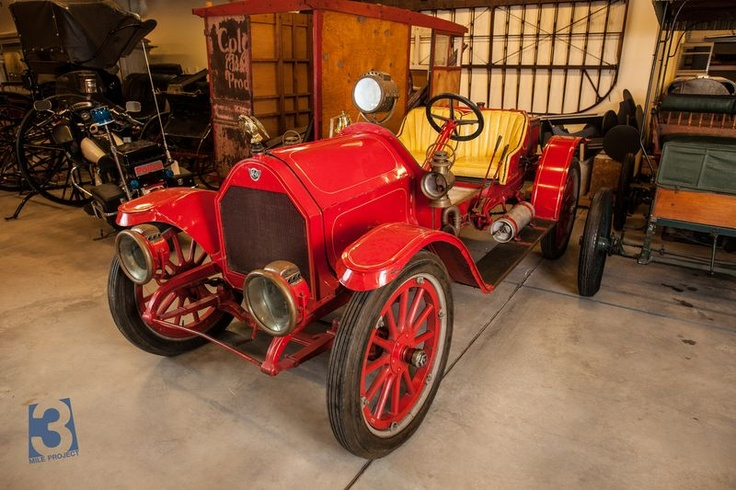 Reo motor car company fire chief 39 s car 1910 photo credit for James motor company used cars