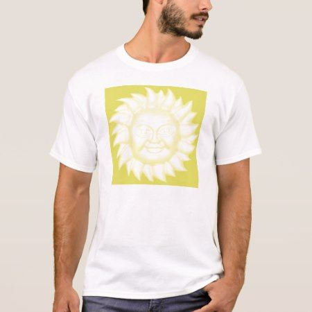 Sun God T-Shirt - tap, personalize, buy right now!