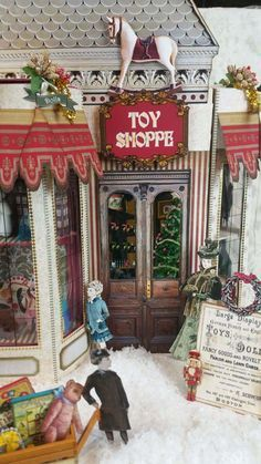 Artfully Musing: VICTORIAN TOY SHOPPE TUTORIAL - NEW COLLAGE SHEETS - FREE SHEET…