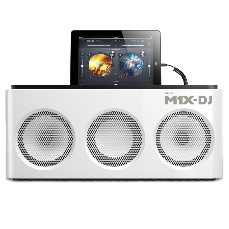 Philips Announces M1X-DJ System With Lightning Dock for iOS Devices - http://iClarified.com/33439 - Philips has announced a new M1X-DJ system which features a Lightning dock for iOS devices.
