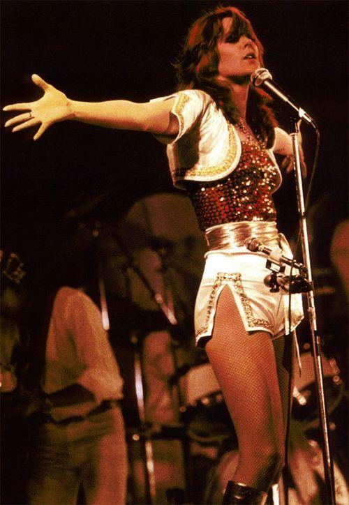 Anni-Frid Lyngstad (Frida) from ABBA