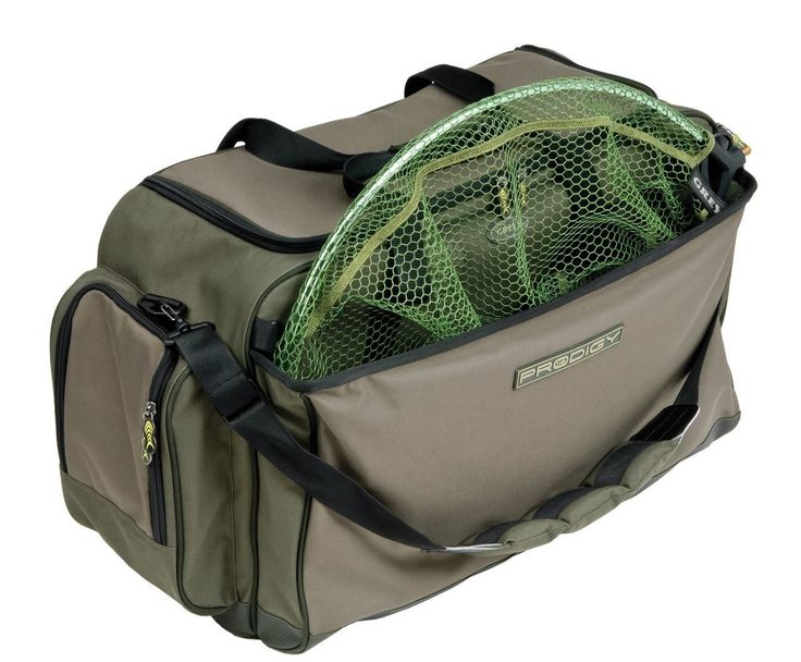 Il nuovo PRODIGY CARRYALL AND NET BAG di Grey's: https://www.pagliarinifishing.it/Product_16034_PRODIGY_CARRYALL_AND_NET_BAG