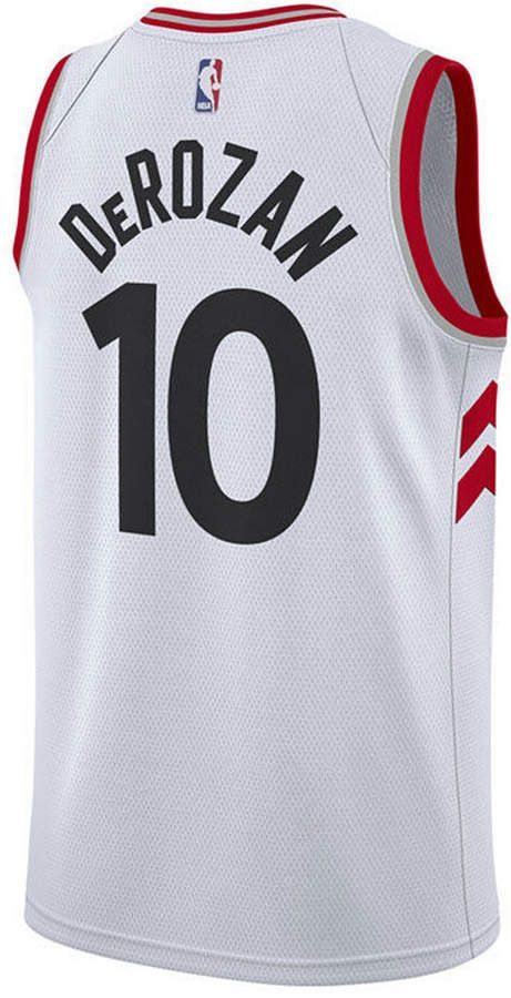 fc8c7c06bf1 Nike Men's DeMar DeRozan Toronto Raptors Association Swingman Jersey #ad  #jersey #Toronto #