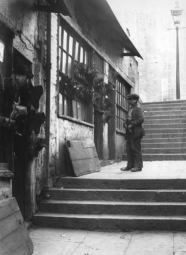 012027:Castle Garth Stairs Newcastle upon Tyne 1931 | Flickr - Photo Sharing!