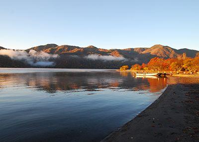 美田舎 − Be INAKA! − Japanese beautiful rural landscape and nature.: Lake - TOCHIGI Pref. -