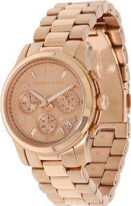 Michael Kors Rose Gold Runway Watch - Women's Watch MK5128 http://www.branddot.com/13/Michael-Kors-Rose-Runway-Watch/dp/B0047UUYR8/ref=sr_1_4/190-8147325-3223263?s=watches