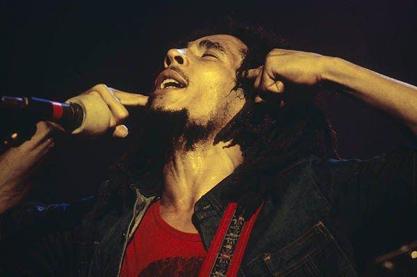 Cantantes de todos los Tiempos: Bob Marley - Biografia