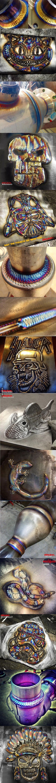 The art of welding | ENTER THE FAIR ♥ Technology & Industrial Dept. ♥