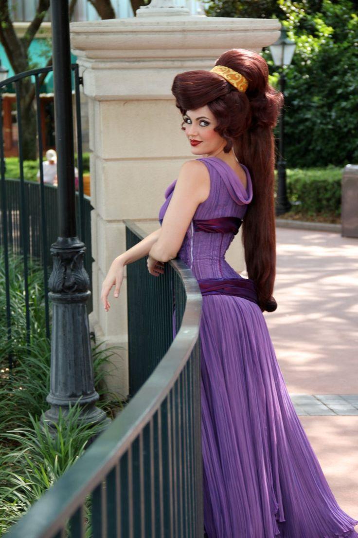 Meg, Hercules cosplay.