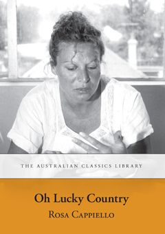 'Oh Lucky Country' (Paese fortunato) uses first-person point of view to inflate migrant oppression to such absurdist proportions that its swirling narrative boils over into a maelstrom, washing away all migrant clichés. It is a witty, tragi-comic view of Australian society, culture and prejudice.