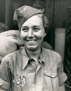 Mujeres de la Guerra Civil española, dieron un ejemplo en la defensa de la…