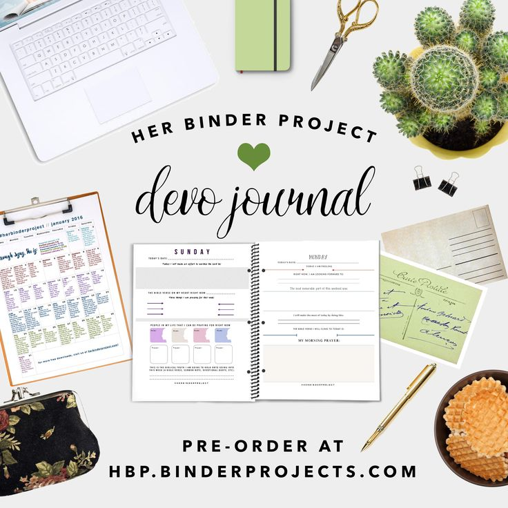 First 7 pages are free! Devotional Journal Workbook from