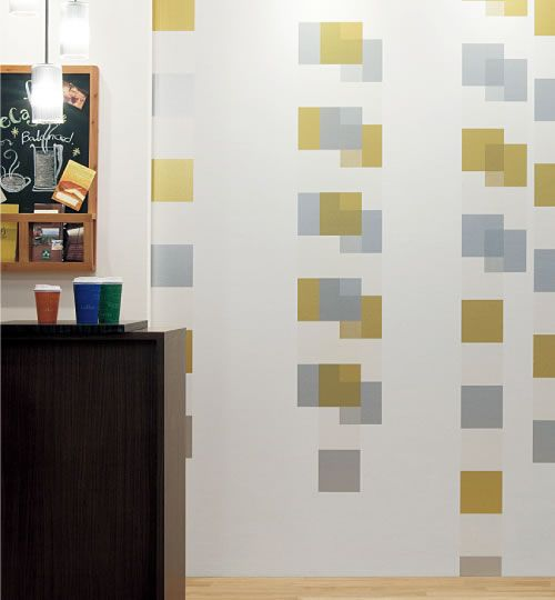 This was made using extra large sized paper tape meant for walls.
