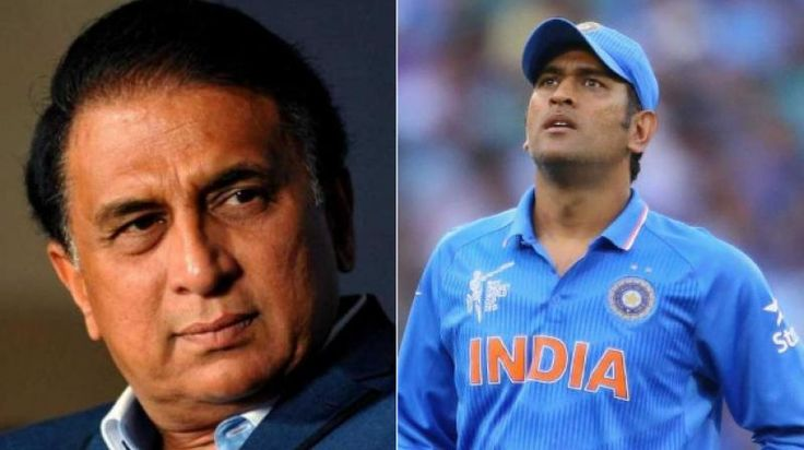 The former India skipper Sunil Gavaskar Defending MS Dhoni & says people tend to find faults in the games of people who have crossed 30 years of age.