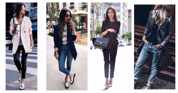 Γυαλίζουν και τα αγαπάμε! Μεταλλικά χρώματα ή λεπτομέρεις στα παπούτσια μας που θα φορεθούν όλη τη σαιζόν! Συνδυάσέ τα: ✨Με σακάκι ✨Με total black or white ✨Με cropped denim ✨Με μακρύ παλτό Διάλεξε εδώ τα δικά σου!