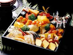 Traditional Japanese meal brought in courses懐石料理