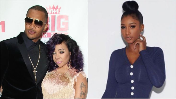Bernice Burgos, Who? T.I. And Tameka 'Tiny' Cottle Are Back On Amid Pregnancy Rumor #BerniceBurgos, #TI, #TamekaCottle, #Tiny celebrityinsider.org #Entertainment #celebrityinsider #celebrities #celebrity #celebritynews