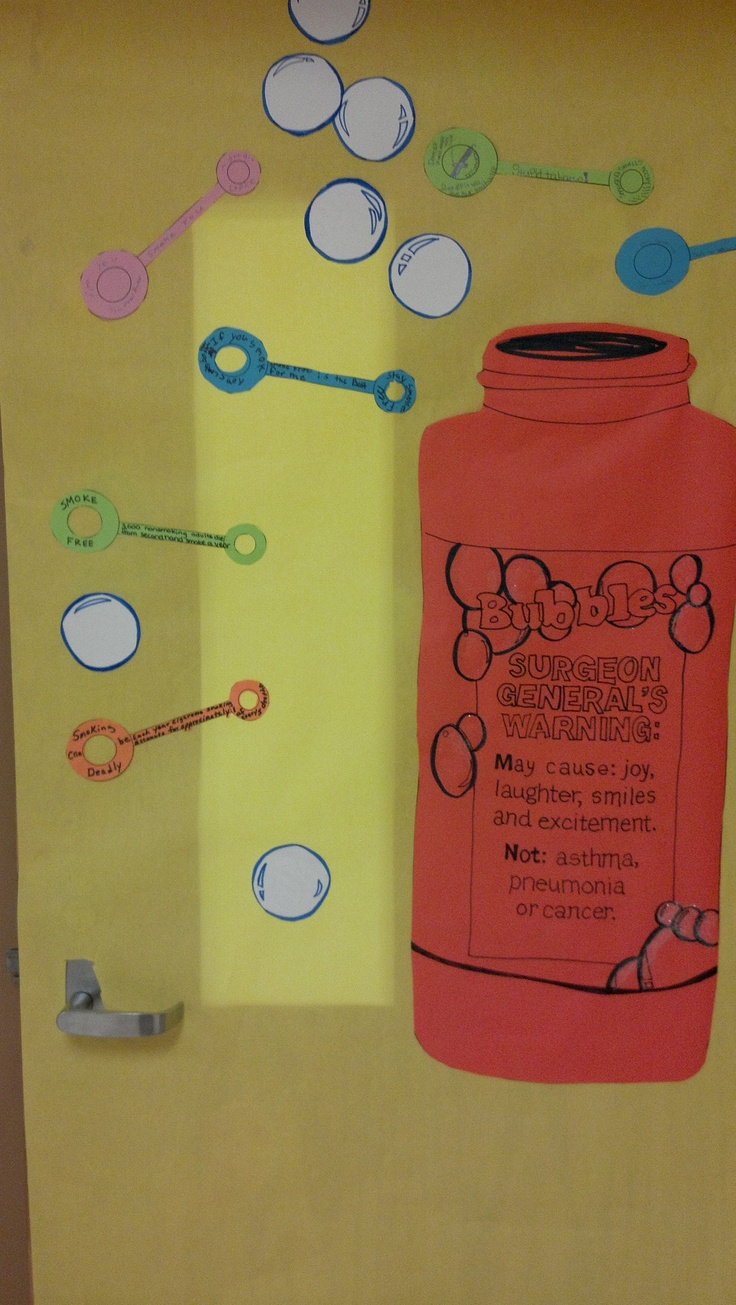 17 best ideas about tobacco facts facts about this is a door decoration we did for tobacco week at school we added