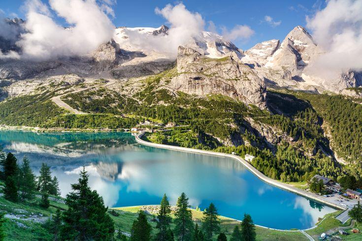 La montagna è il luogo ideale per cercare un pò di relax in estate lontano dalla confusione delle località di mare #dolomiti #montagna #vacanze #estate #holiday #luigimasciotta