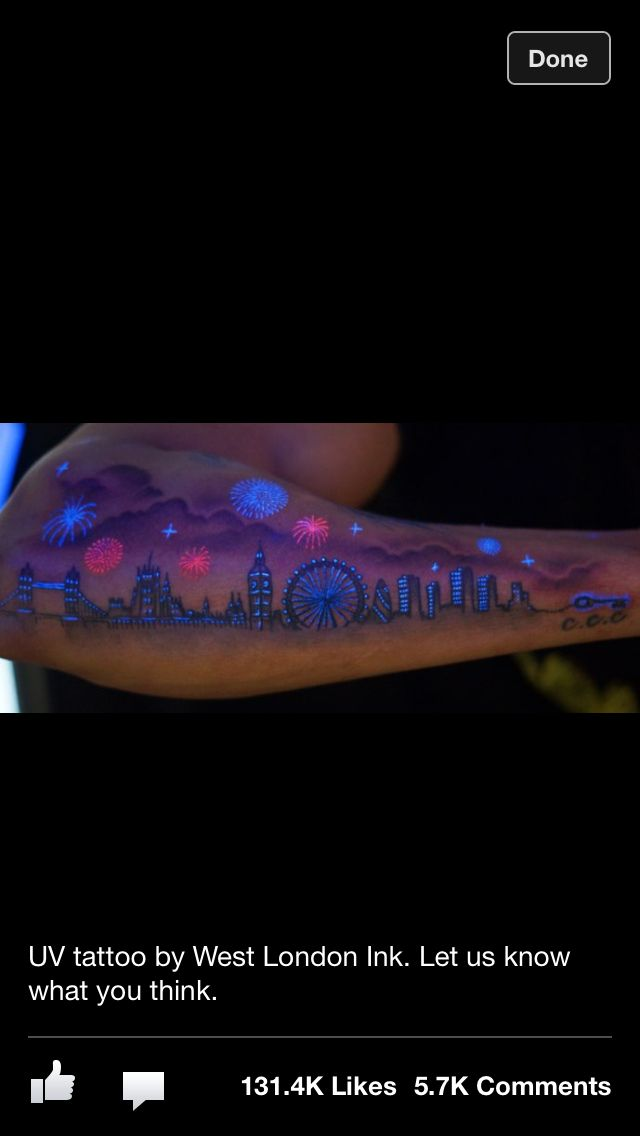 Best UV Tattoo Images On Pinterest Drawing Beautiful Tattoos - 30 creative black light tattoos you can see only under uv light 8 is what i call amazing