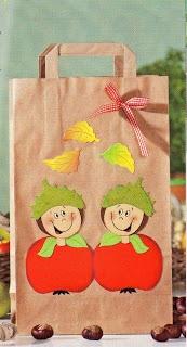 OviVarázs: Őszi dekorációk óvodába (1.): varjú, süni, madárijesztő, gesztenye…
