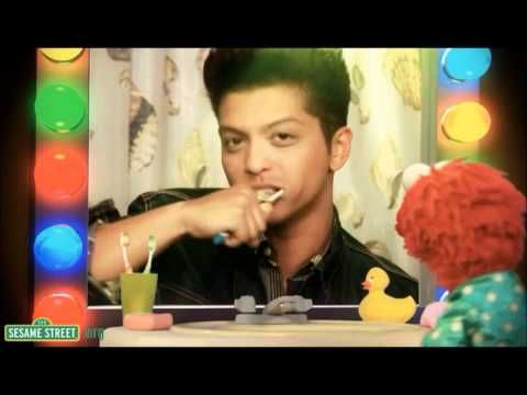 Sung by Elmo  Video edited by MariaChocolate  Helped By Bruno Mars  I hope you like it :)