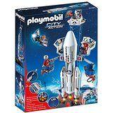 Playmobil - 6195 - Base de lancement avec fusée