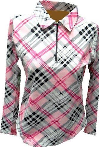 17 best images about ladies pro shop blog on pinterest for Sun protection golf shirts
