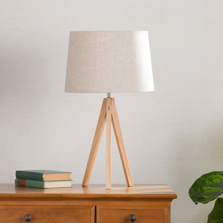 Southern Enterprises Jarvis Tripod Table Lamp | from hayneedle.com
