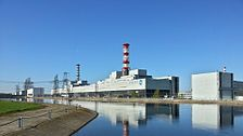 Смоле́нская АЭС — атомная электрическая станция, расположена на юге Смоленской области в 3 км от города Десногорск.