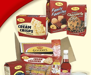 For three weeks I was in Newfoundland and had Purity crackers -- jam jams with Red Rose tea midmorning, cream crisps with cheese and jam for lunch, a few milk lunch biscuits with tea in the afternoon and Brewis for supper made with Hard Bread.  Cannot find in the States.  I miss them.