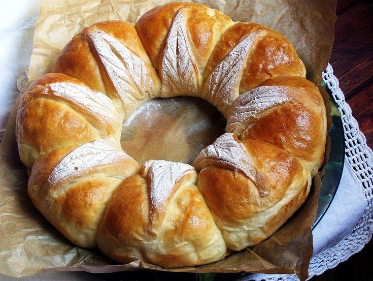 la Corona del cuoco,una ricetta perfetta per un buffet,per la cena, facile e estremamente veloce, molto versatile,piace molto ai bambini INGREDIENTI: 500 gr ...