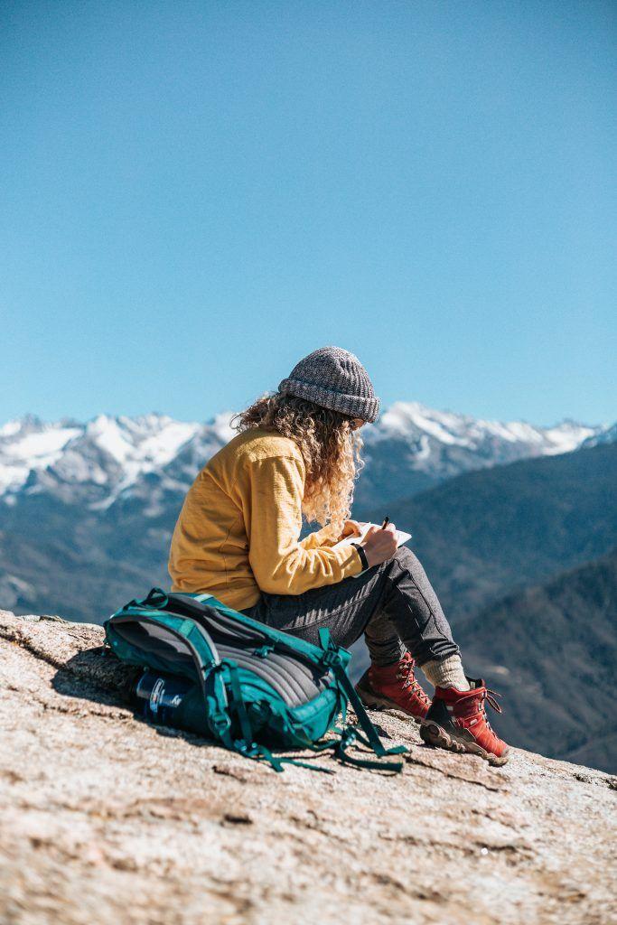 How to write a travel bio