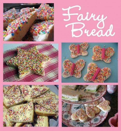 Fairy Bread, Australia #World Thinking Day