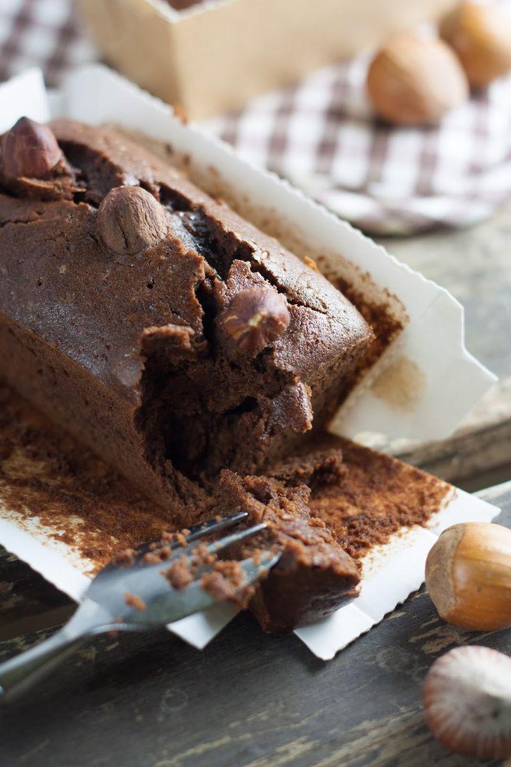 Brownies {sans gluten et sans beurre}   Objectif : Zéro Miette!