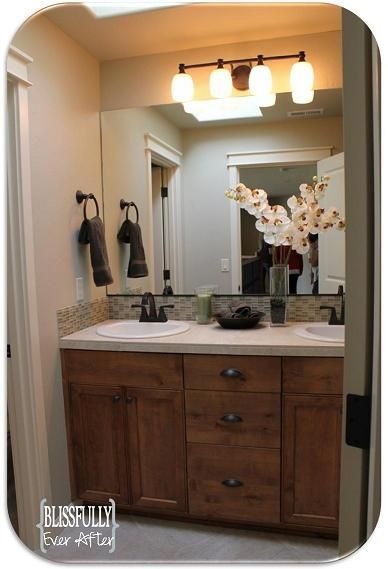 261 best bathroom images on pinterest bathroom bathroom ideas and bathrooms. Black Bedroom Furniture Sets. Home Design Ideas