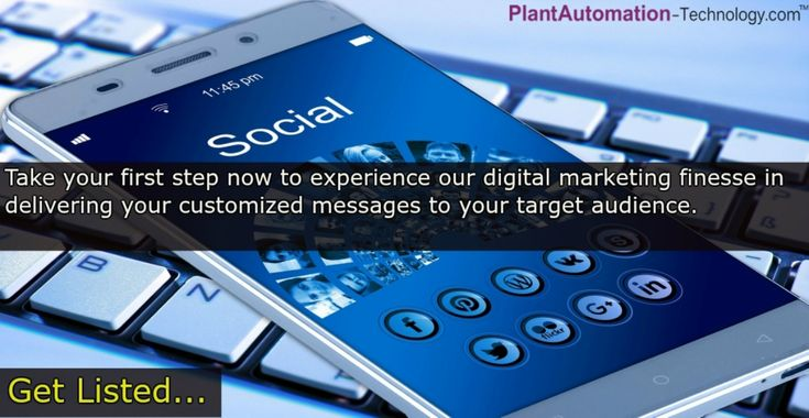 www.Plantautomation-technology.com attracts nearly 180,000+ visitors every month, who come on to our platform in search of #vendors like you.  #automation #industrial