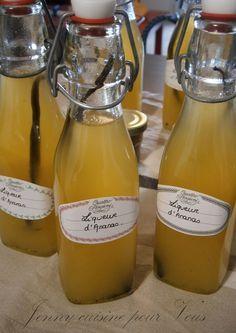 Recette, Liqueur d'Ananas                                                       …