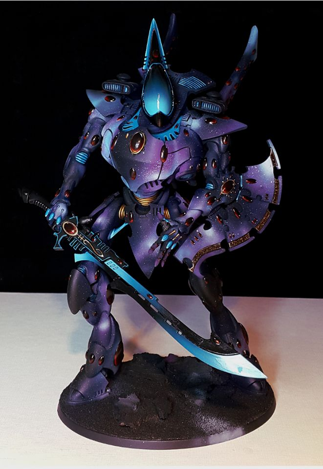 Eldar Wraithknight                                                                                                                                                                                 More