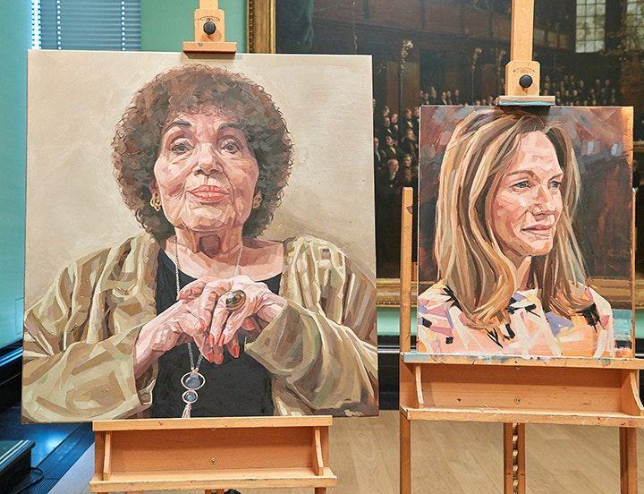 Exclusive Interview The Winner Of Portrait Artist Of The Year Is Cass Art In 2020 Portrait Artist Artist Portrait
