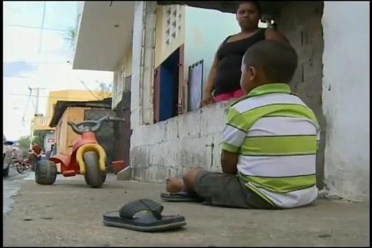 Familia Pide Ayuda Para Niño Que Padece Síndrome Nefrítico #Video