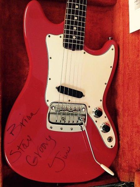 Jimi Hendrix's Fender Bronco