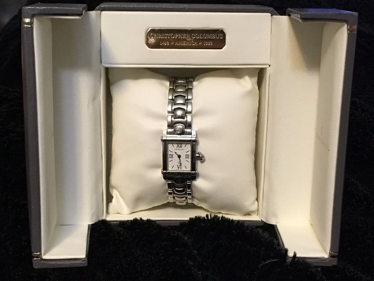Authentic women's PHILIPPE CHARRIOL COLVMBVS Wht Dial Watch  | eBay