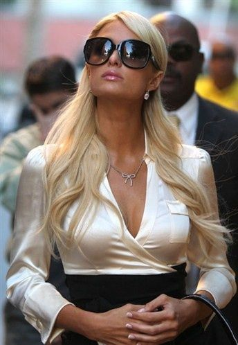 Paris Hilton. She made not be the It girl anymore but I will forever and always love her style.