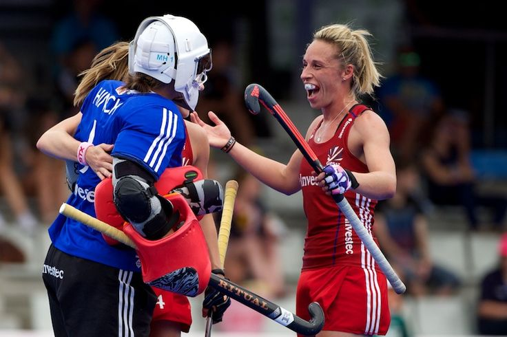 Maddie Hinch- Great Britain and England International Hockey Player- Ritual Hockey Photo: FIH