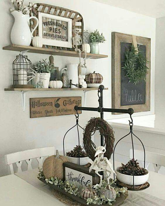 Pretty farmhouse style!