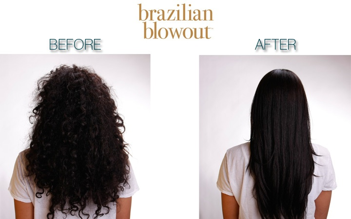 Call today to schedule your Brazilian Blowout at Willow Creek Salon!