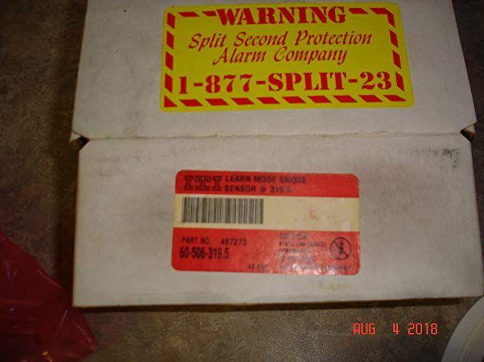 Utc Fire And Security Tx 6010 01 1 Wireless Smoke Pe Crystal W Review Security Wireless Alarm Companies