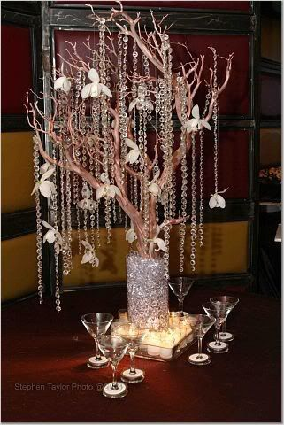 19 best diy wedding centerpieces images on pinterest decorating crystal tree centerpiece pictures images and photos junglespirit Images